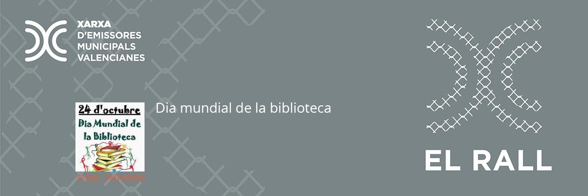 Dia mundial de la biblioteca