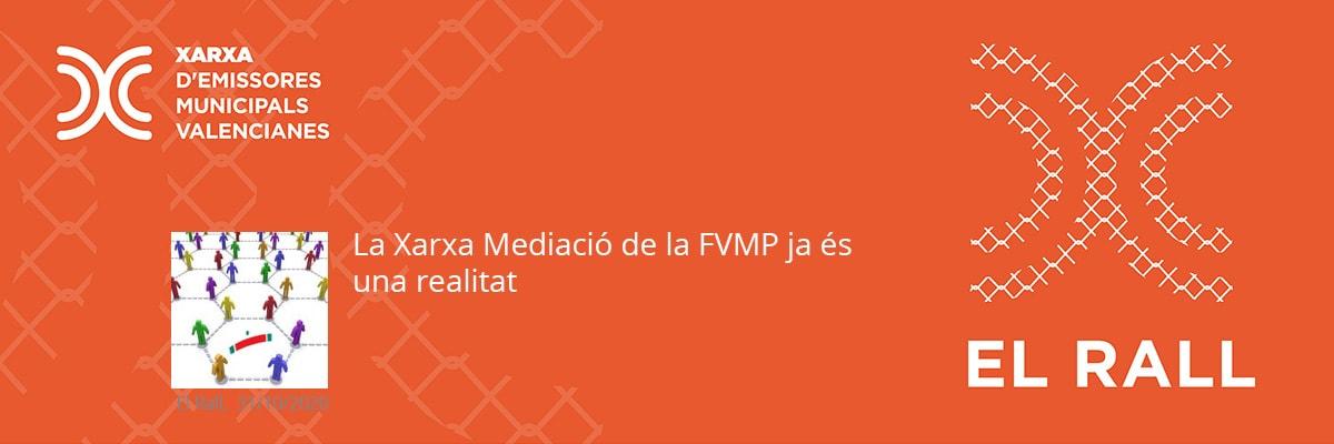 La Xarxa Mediació de la FVMP ja és una realitat