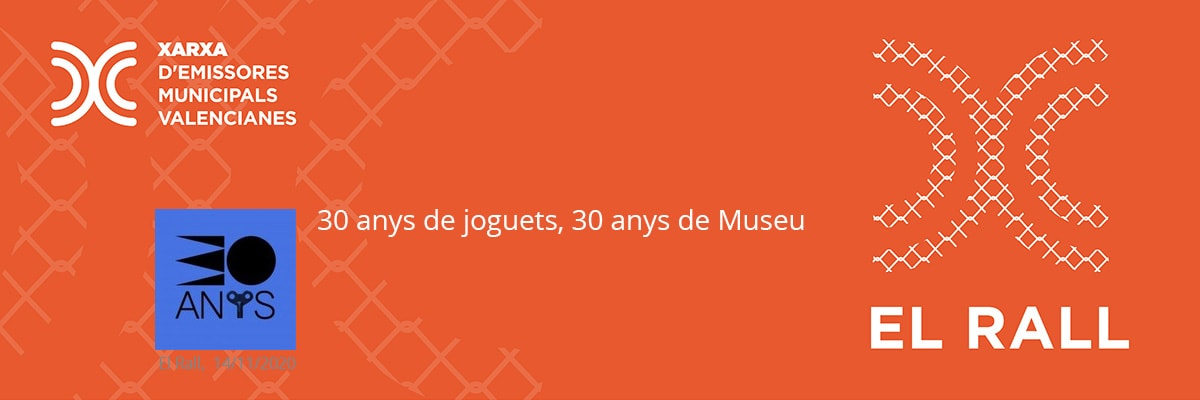 30 anys de joguets, 30 anys de Museu