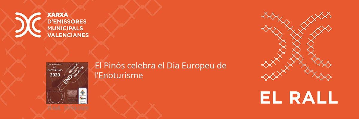 El Pinós celebra el Dia Europeu de l'Enoturisme